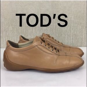 👑TOD'S BOWLER SNEAKERS 💯AUTHENTIC